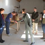 Princess Anne visits Horseback UK