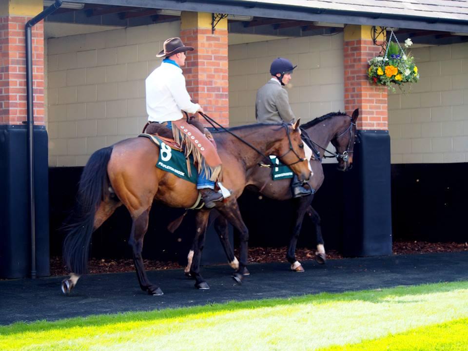 HorseBack at Aintree