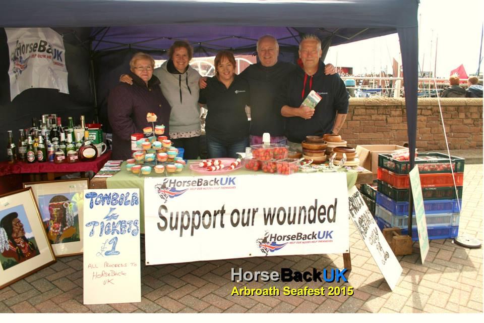 HorseBack-at-Arbroath-Seafest-1