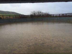 Roundpen floods